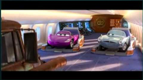 Cars 2 TV Spot NBA