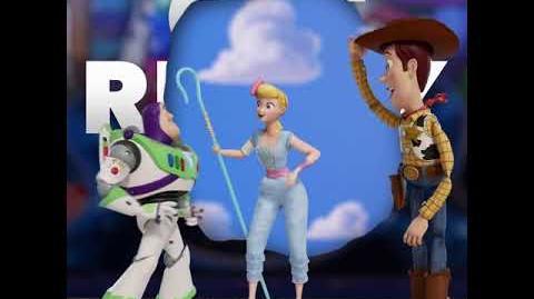 Toy Story 4 - Bo Peep Teaser