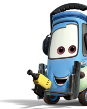 Guido Pixar Cars Wiki Fandom