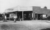 Williams Store, circa 1925. Picture Credit- www.eislerbros