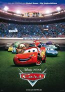 Cars poster 5-1-