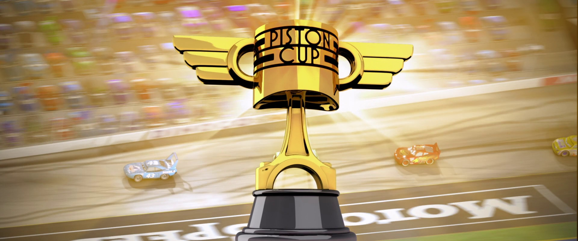 Piston Cup Pixar Cars Wiki Fandom Powered By Wikia