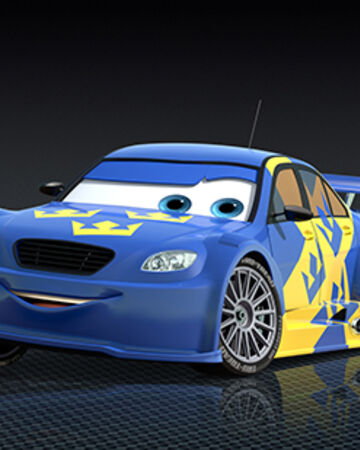 Jan Flash Nilsson Car Pixar Cars Wiki Fandom