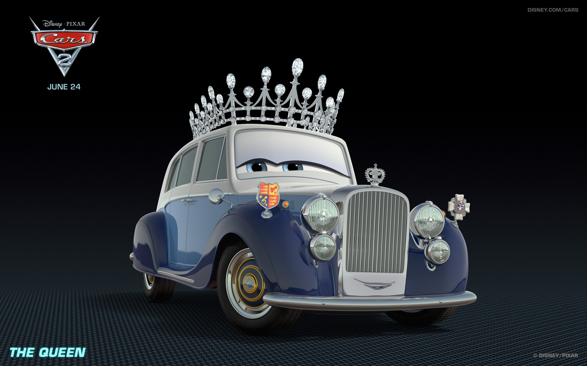 The Queen | Pixar Cars Wiki | FANDOM powered by Wikia
