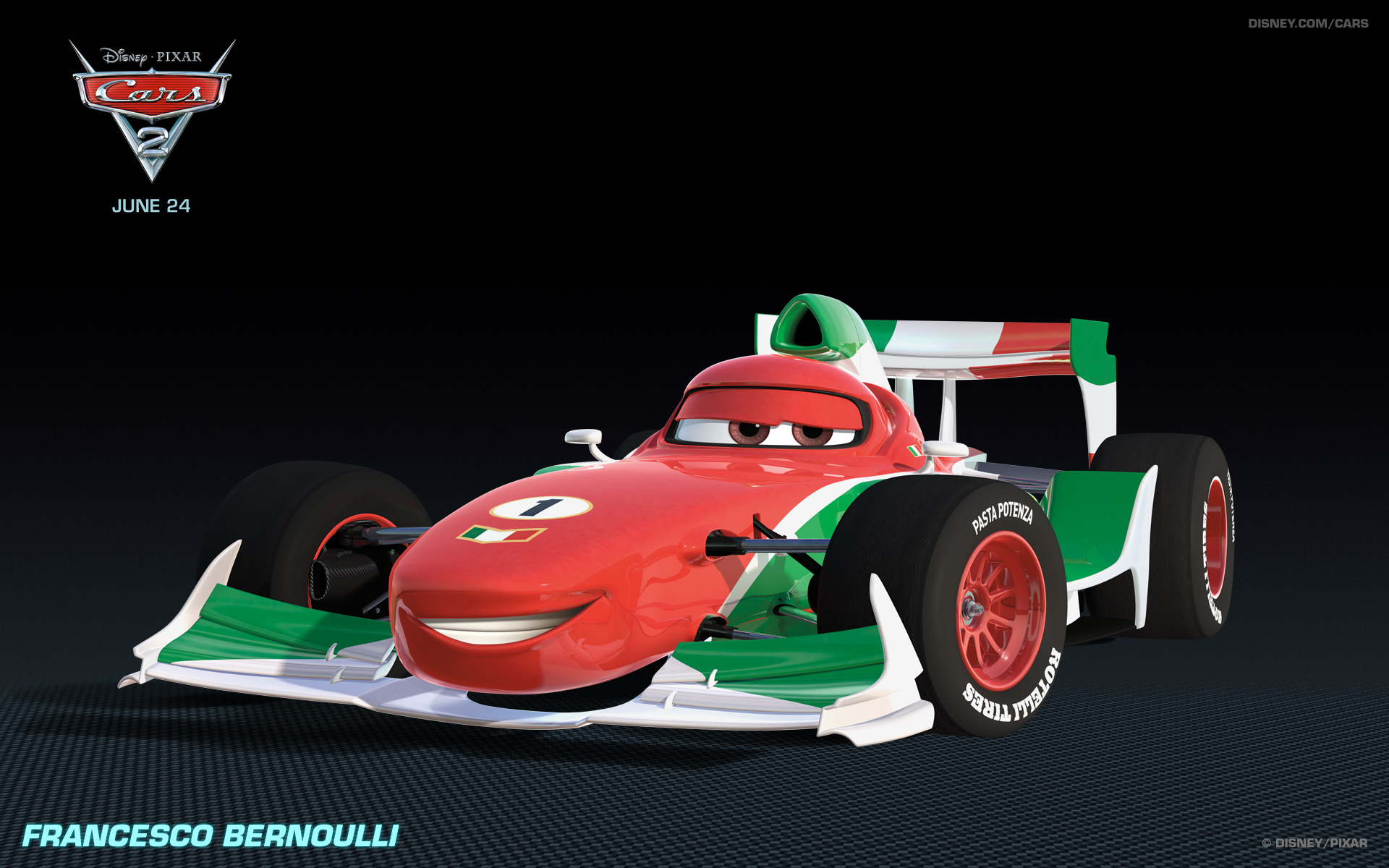 Francesco Bernoulli Pixar Cars Wiki Fandom Powered By Wikia