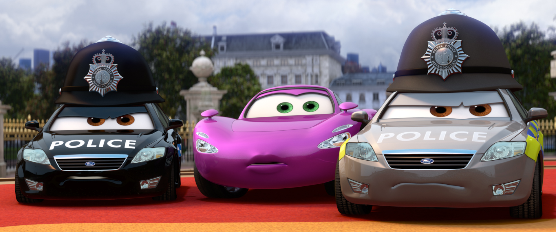 British Police Officers | Pixar Cars Wiki | FANDOM powered by Wikia