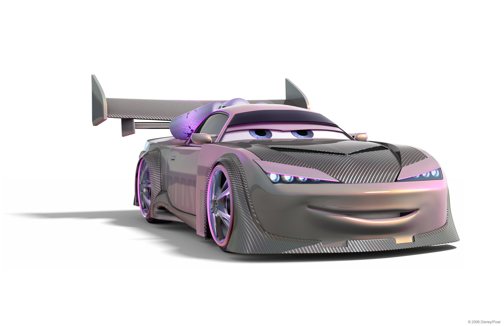 Don Jackson Mitsubishi >> Boost | Pixar Cars Wiki | FANDOM powered by Wikia
