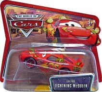 Cactus mcqueen world of cars short card