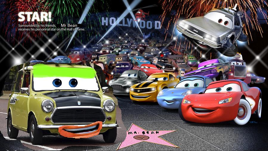 Image Disney Pixar Cars Pixarized Cars Adobe Photoshop Microsoft
