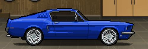 MustangFastback1968