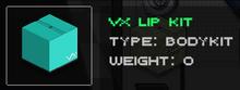 VX Lip Kit