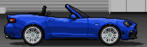 Fiat 124 Spider (Abarth)