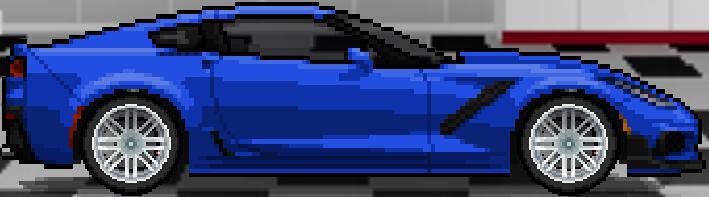 Chevrolet Corvette ZR1 C7
