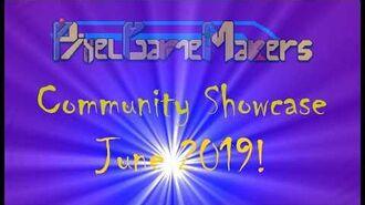 Pixel Game Makers Showcase - June 2019-0