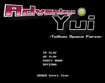 Advantage Yui Taikou Space Force