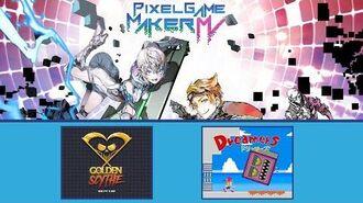The Golden Scythe - Dreamers - PGMMV Game Dev Challenge