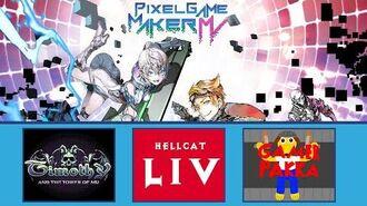 Timothy and the Tower of Mu - Hellcat Liv - Gamer Pakka - PGMMV Game Dev Challenge