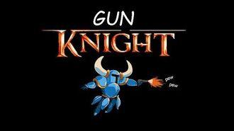 I rebuilt Shovel Knight so I could give him a gun
