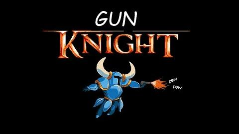I rebuilt Shovel Knight so I could give him a gun