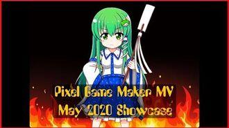 Pixel Game Maker MV Showcase - May 2020