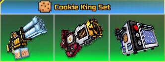 Cookie King Set