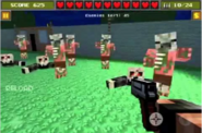 Crawlers and zombie pigmen