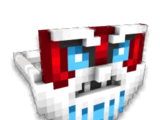 Cyber Santa Mask
