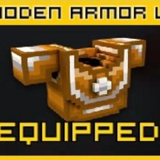 Wooden Armor Up1: 1700 coins, 40 shields, middle defense.