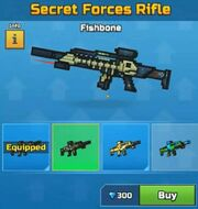Fishbone SecretForcesRifle