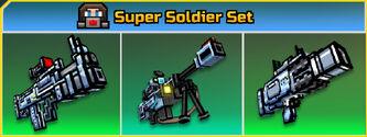 Super Soldier Set