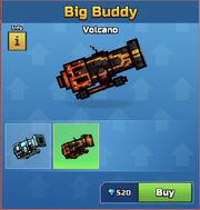 Volcano BigBuddy
