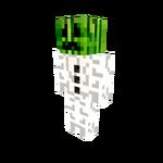 Melon Snowman