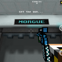 The morgue sign.