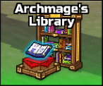 Archmages Library