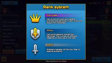 Rank System