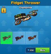 Chamomile Fidget Thrower