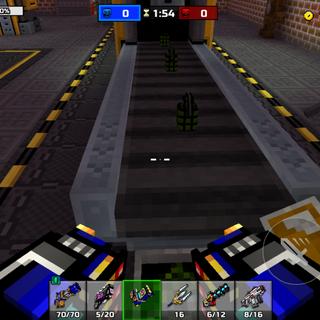 A conveyor belt outputting <a href=