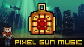 Giant Scuba Diver Set - Pixel Gun 3D Soundtrack