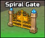 Spiral Gate