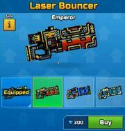 Emperor LaserBouncer
