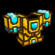 Golden Armor 3