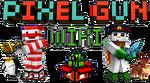 Pixel Gun Wiki Christmas 2016 Logo