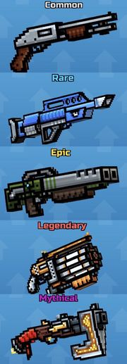 Shotgun-rarity