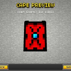 The Cape Editor in the old editing screen.