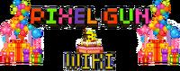 Pixel Gun Birthday Logo