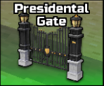 Presidental Gate