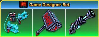 Game Designer Set