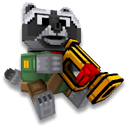Raccoonwithapipebig