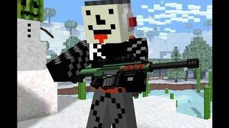"""Pixel Gun 3D (Minecraft Style) """"ULTIMATE HEADHUNTER"""" iOS Review (iPhone iPad)"""