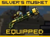 Silver's Musket